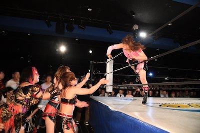 "WAVE: ""Catch the Wave"" Gran Final, Takumi Iroha se corona 3"